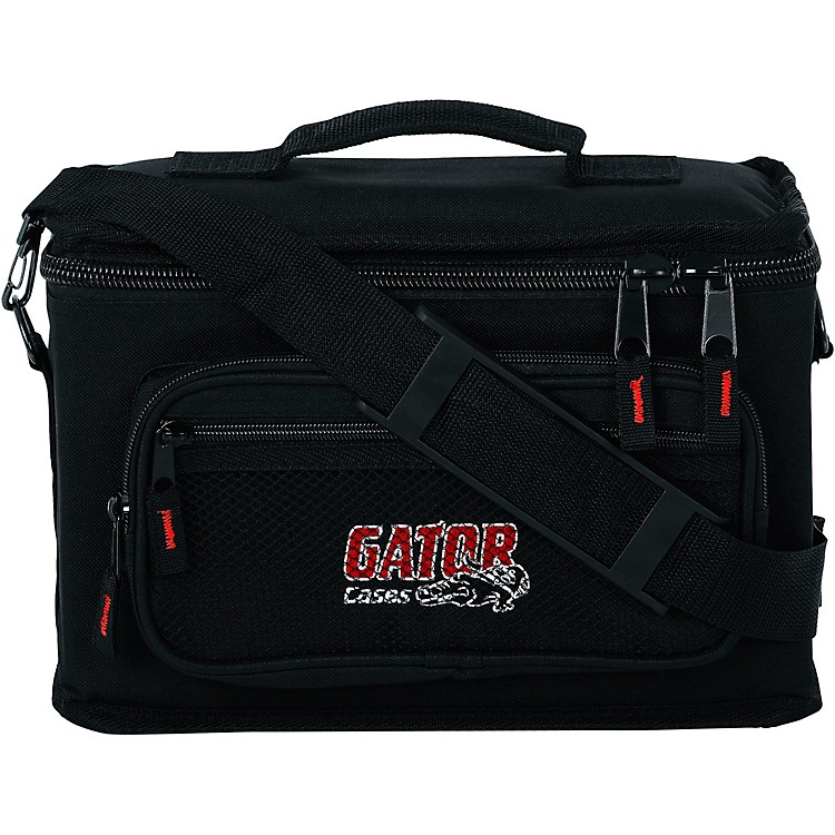 Gator GM-4 Microphone Bag for 4 Mics