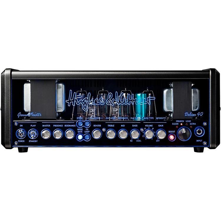 Hughes & KettnerGM40DH GrandMeister Deluxe 40 40W Guitar Amplifier Head