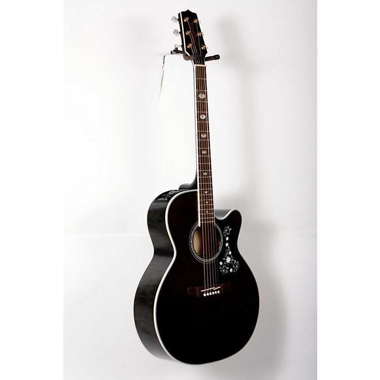 TakamineGN75CE Acoustic-Electric guitarTransparent Black888365836133