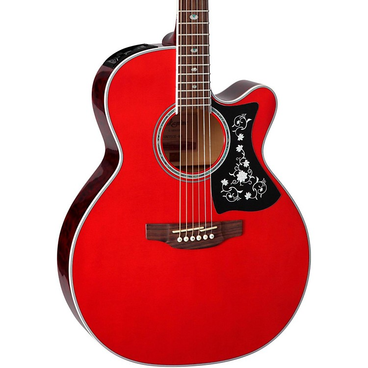 Takamine GN75CE Acoustic-Electric guitar Wine Red