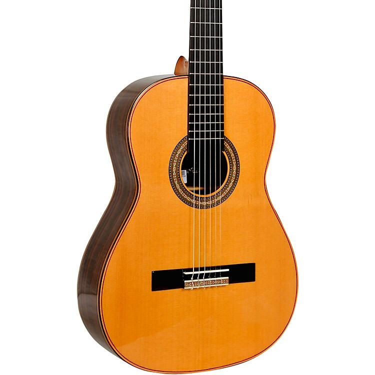 GianniniGNC-6 Hand-Built Solid Red Cedar Top Nylon-String GuitarNatural