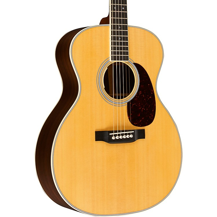 Martin GP-35-Z Grand Performance Acoustic-Electric Guitar with L.R. Baggs Anthem Pickup Aged Toner