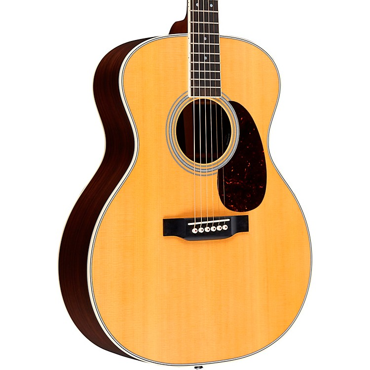 Martin GP-35E Standard Grand Performance Acoustic-Electric Guitar Aged Toner