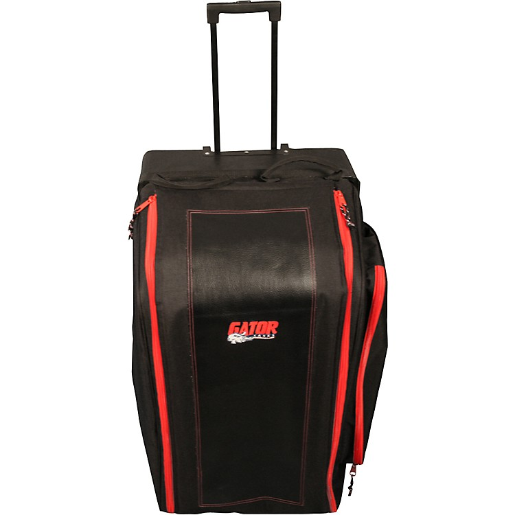 Gator GPA-777 Heavy-Duty Speaker Bag Black