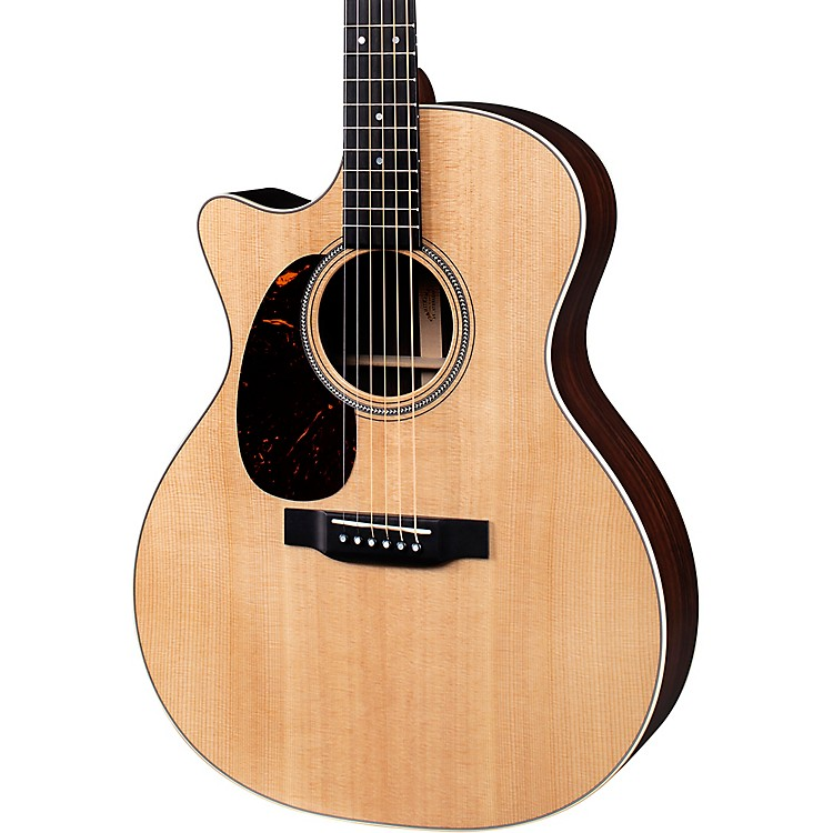 MartinGPC-16E 16 Series with Rosewood Grand Performance Left-Handed Acoustic-Electric GuitarNatural