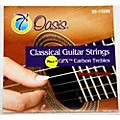 Oasis GPX+ Classical Guitar Carbon Trebles Normal Tension