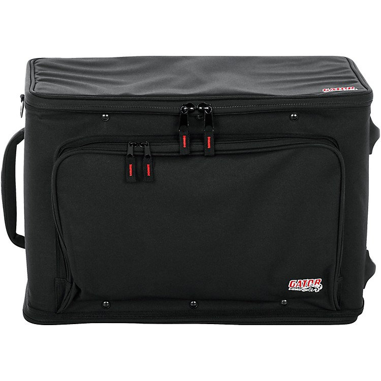 Gator GR-Rack Bag with Wheels  4 Space