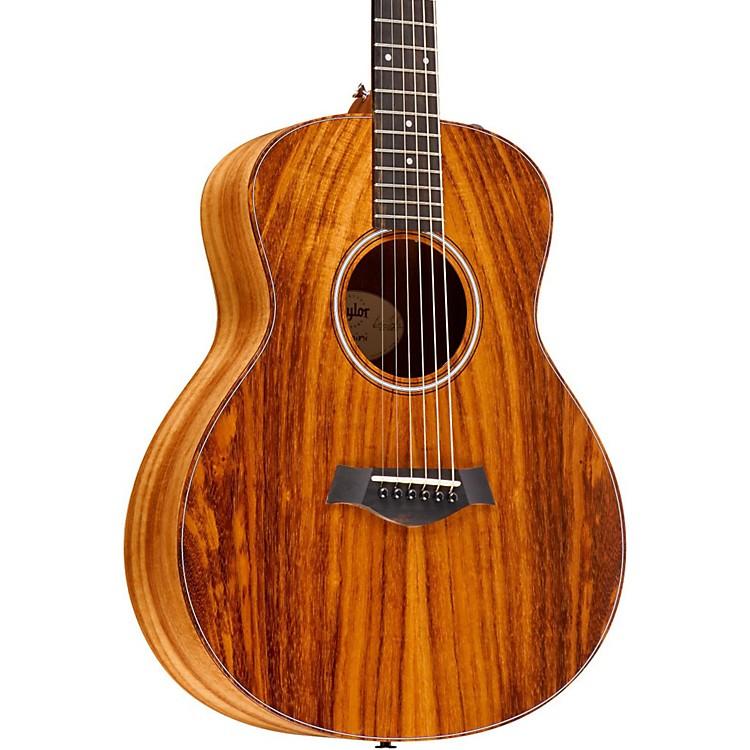 taylor gs mini koa left handed acoustic electric guitar music123. Black Bedroom Furniture Sets. Home Design Ideas