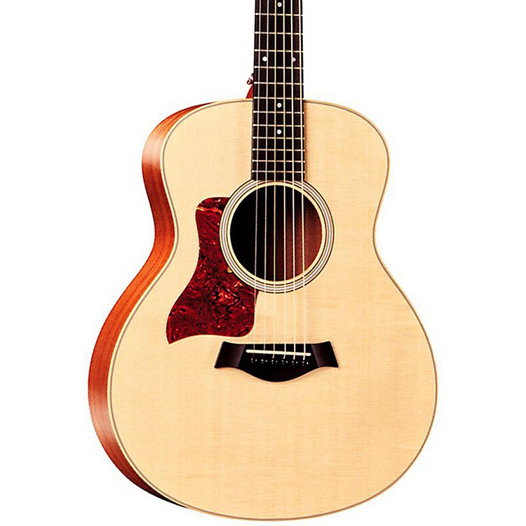 TaylorGS Mini Spruce and Sapele Left-Handed Acoustic GuitarNatural888365901053