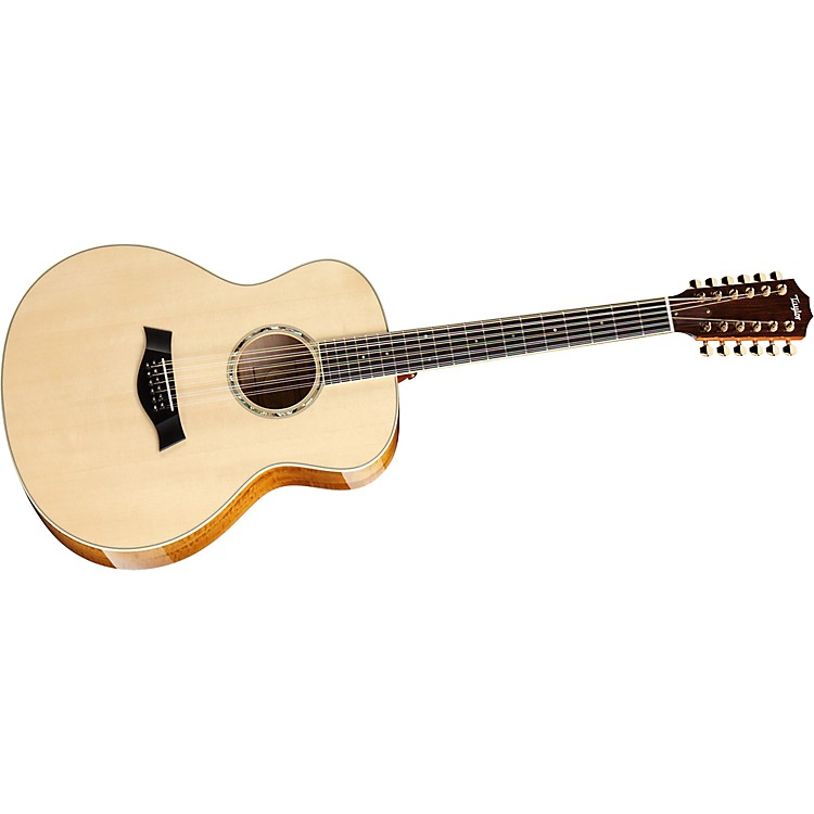 TaylorGS6-12 Maple/Spruce Grand Symphony 12-String Acoustic GuitarNatural