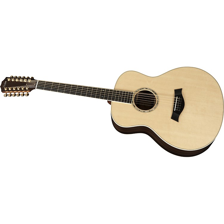 TaylorGS8-12 Left-Handed 12-String Grand Symphony Acoustic Guitar