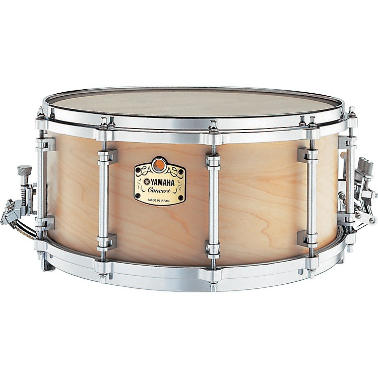 YamahaGSM1465 Grand Symphonic Maple Snare Drum w/SS745A Stand