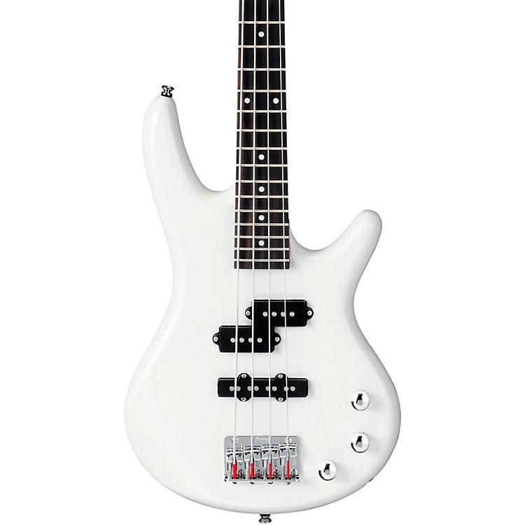 IbanezGSRM20 Mikro Short-Scale Bass GuitarPearl White