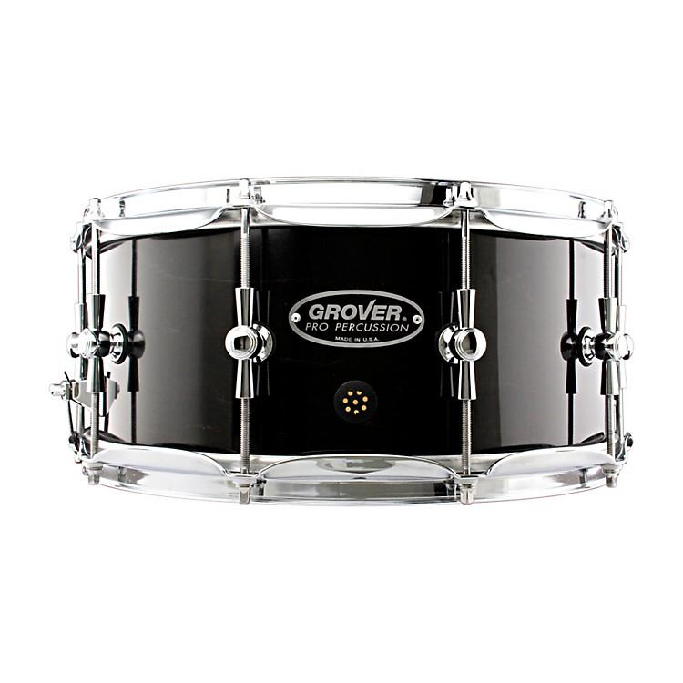 Grover ProGSX Concert Snare DrumCharcoal Ebony14 x 6.5 in.