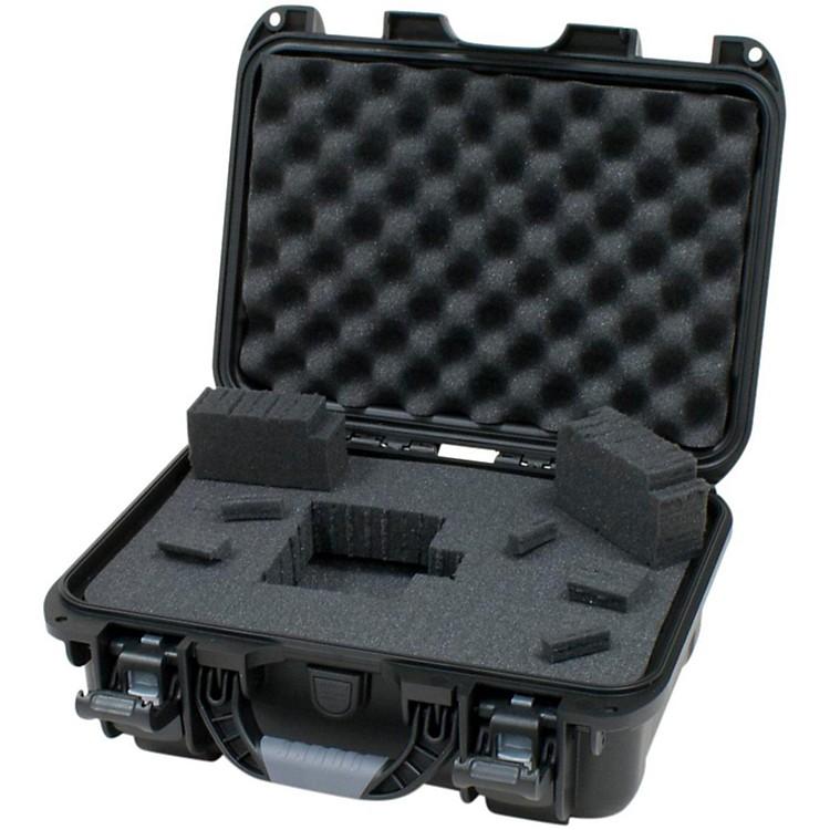 GatorGU-1309-06-WPDF Waterproof Injection Molded CaseBlack