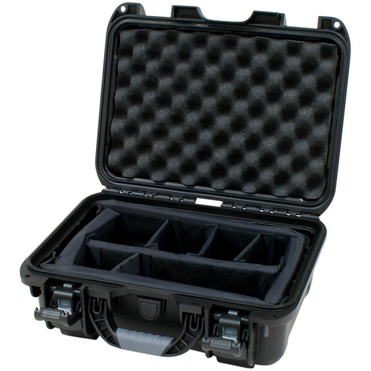 Gator GU-1309-06-WPDV Waterproof Injection Molded Case Black