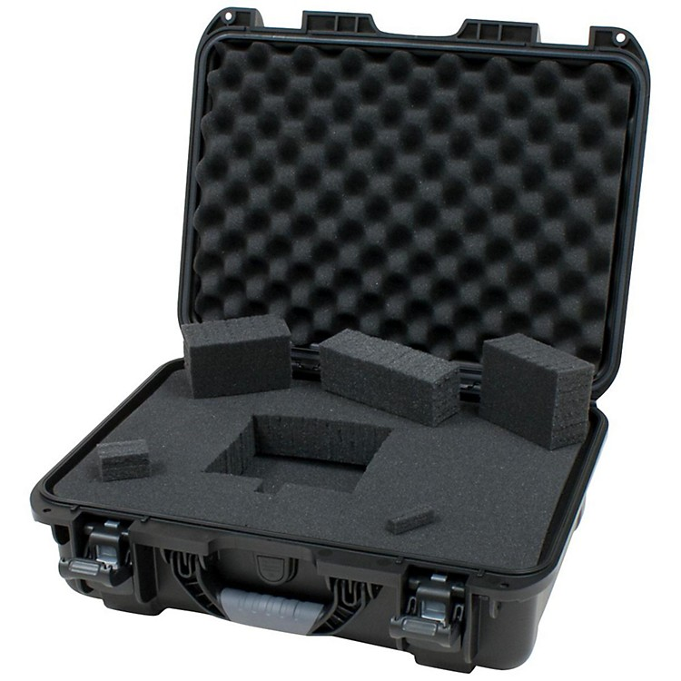 Gator GU-1711-06-WPDF Waterproof Injection Molded Case Black