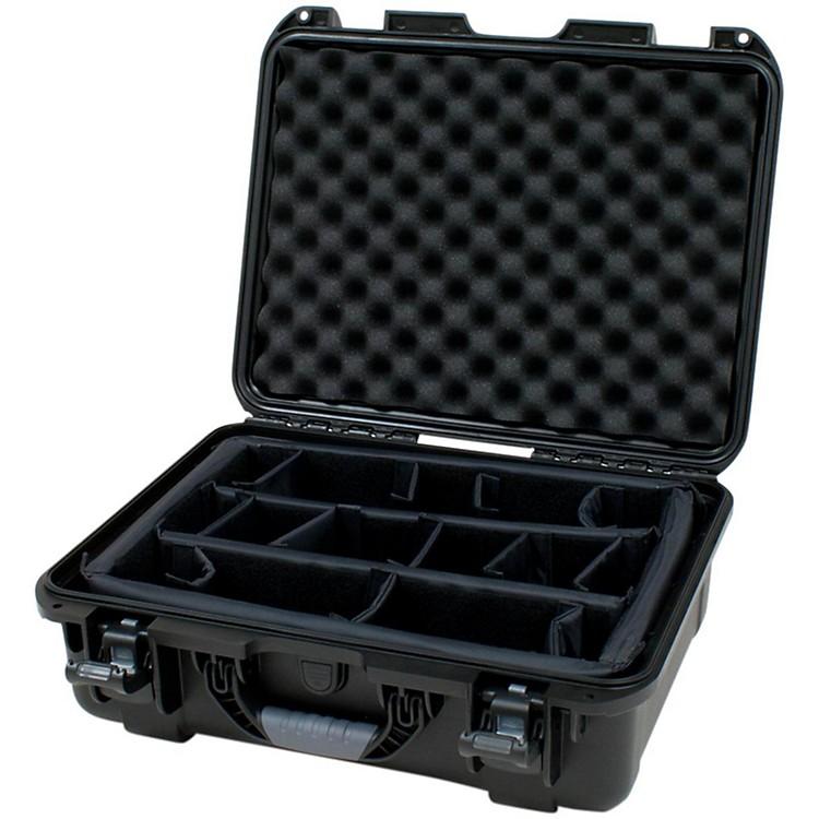 GatorGU-1813-06-WPDV Waterproof Injection Molded CaseBlack
