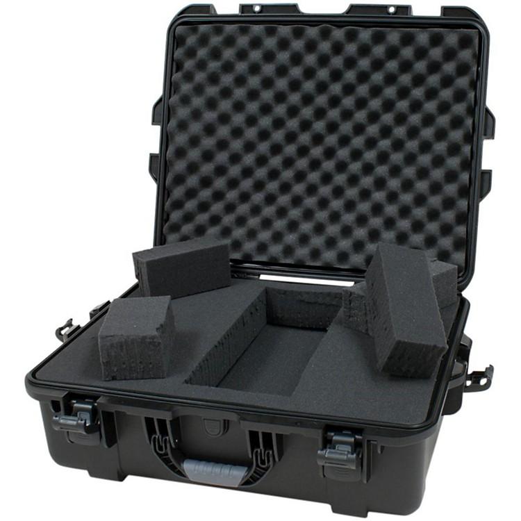 GatorGU-2217-08-WPDF Waterproof Injection Molded CaseBlack