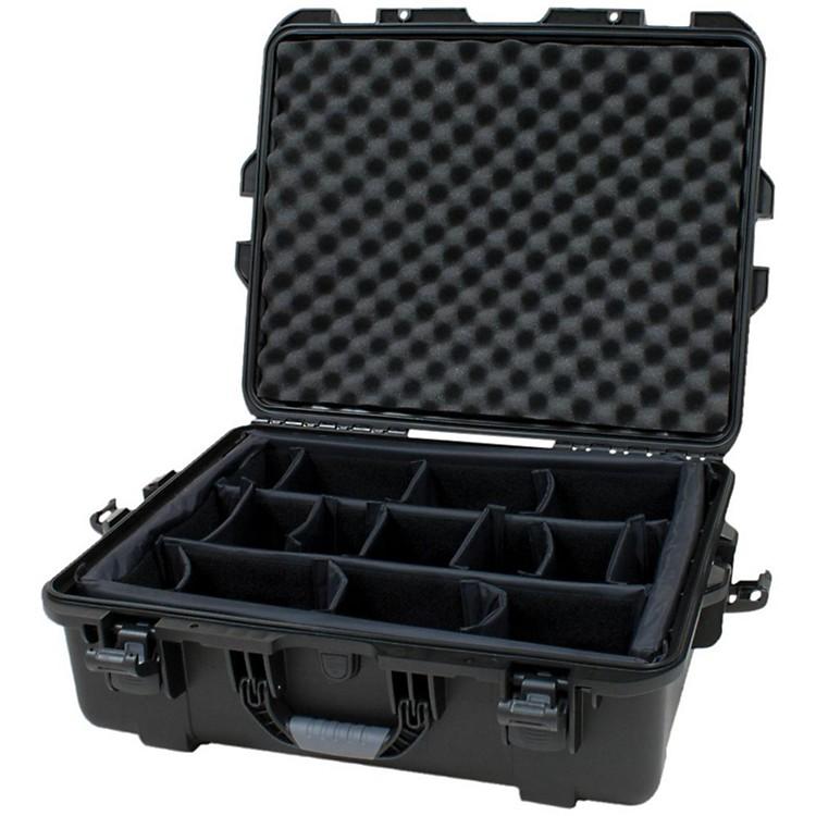 GatorGU-2217-08-WPDV Waterproof Injection Molded CaseBlack
