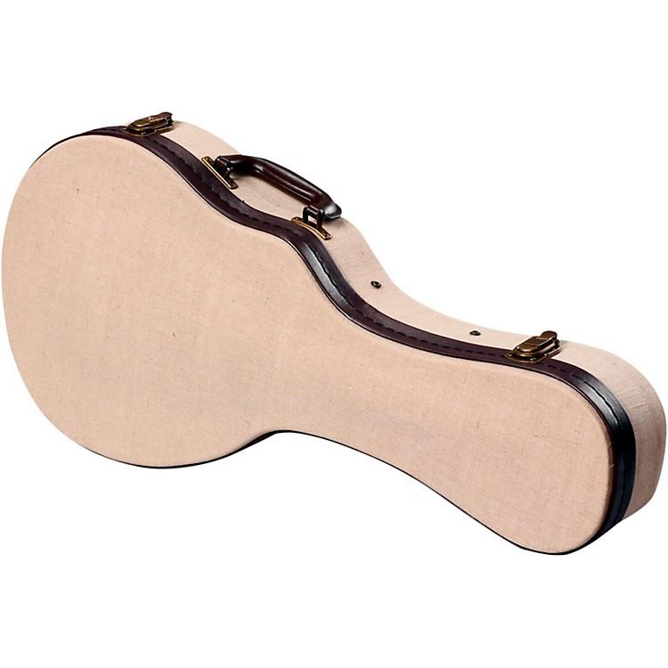 GatorGW-JM MANDOLIN Journeyman Burlap Mandolin Deluxe Wood CaseBeige