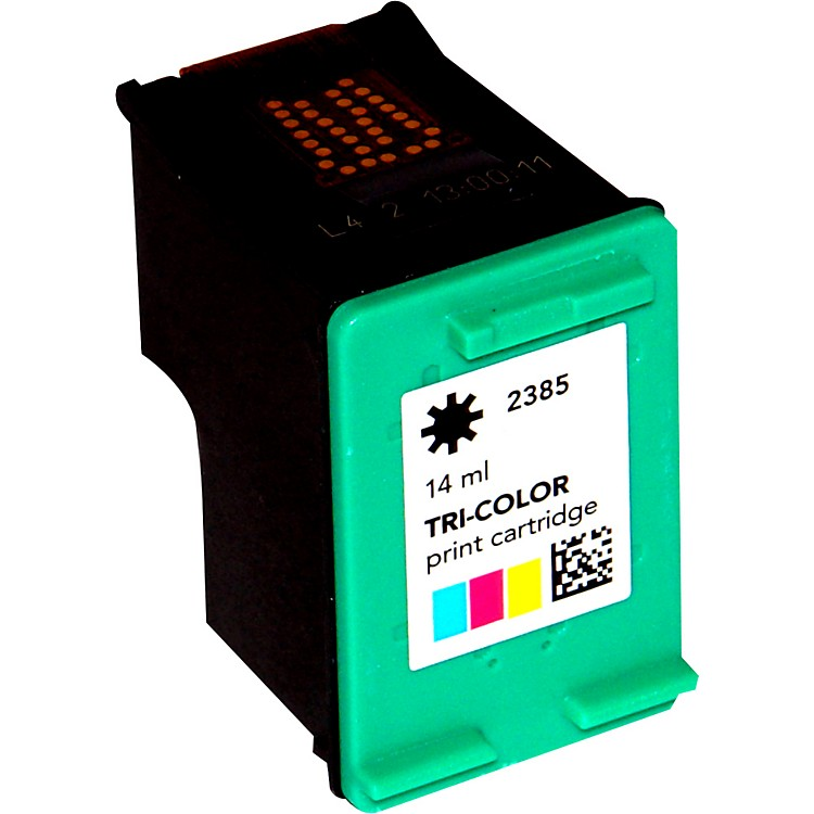 Microboards GX Series Tri-color ink cartridge