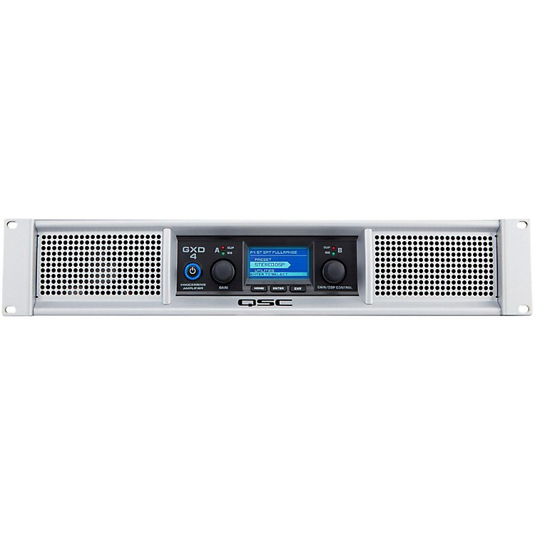 QSCGXD 4 Professional Power Amplifier888365817736