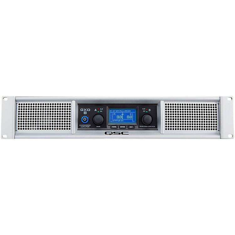 QSC GXD 8 Professional Power Amplifier