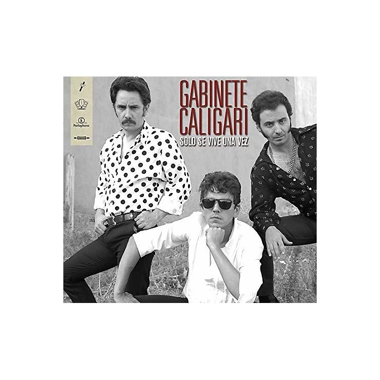 AllianceGabinete Caligari - Solo Se Vive Una Vez: Coleccion Definitiva (LP+CD)