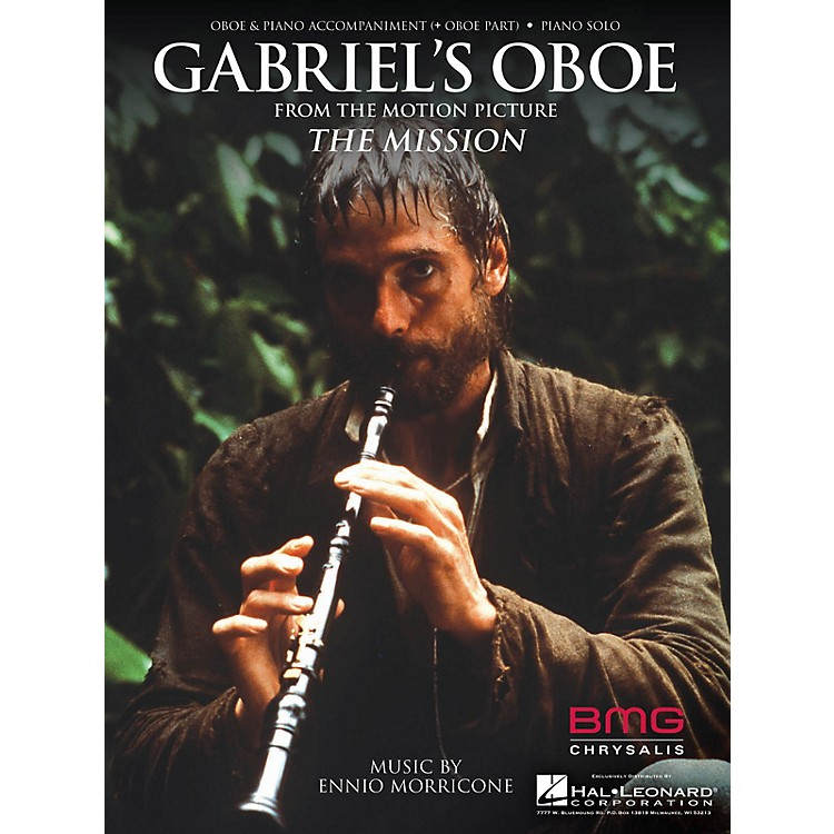Hal LeonardGabriel's Oboe (from The Mission) Oboe and Piano Series