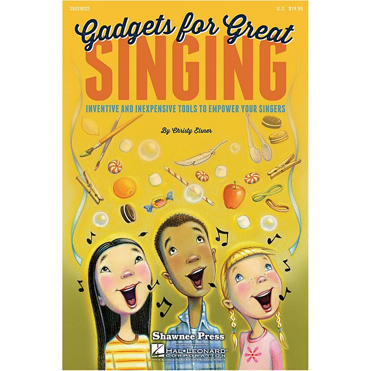 Hal Leonard Gadgets For Great Singing!  Resource Book
