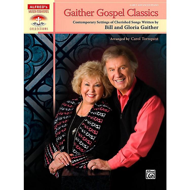AlfredGaither Gospel Classics Early Advanced Piano Book