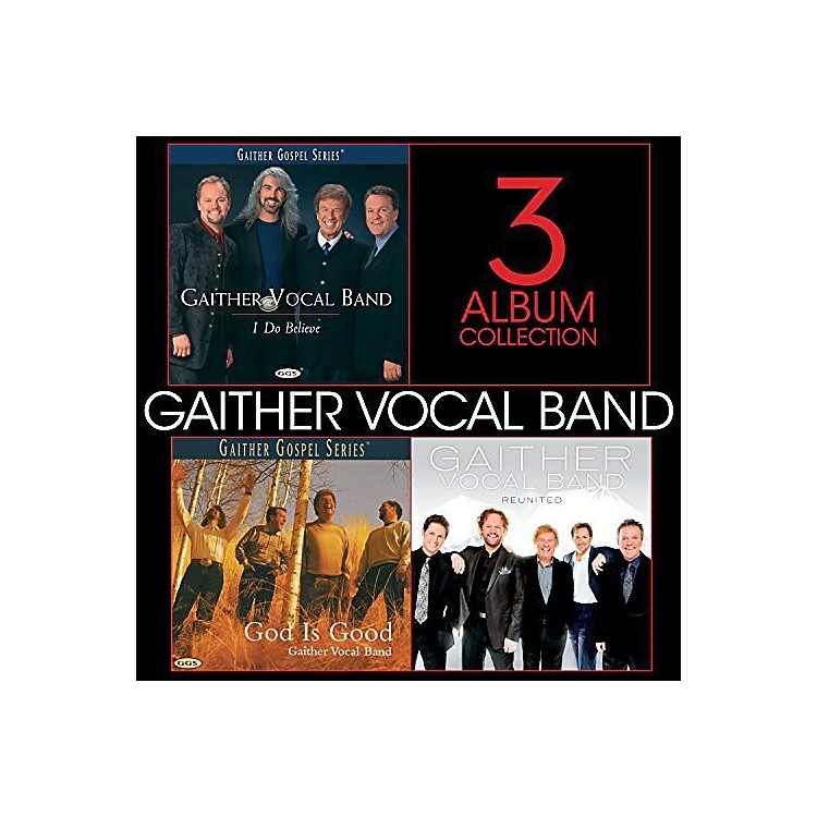 AllianceGaither Vocal Band - 3 CD Collection (CD)