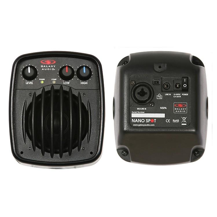 Galaxy Audio&nbsp;Galaxy Audio NSPA 25W Powered Nano Spot Compact Personal Hot Spot Stage Monitor<br>&nbsp;&nbsp;