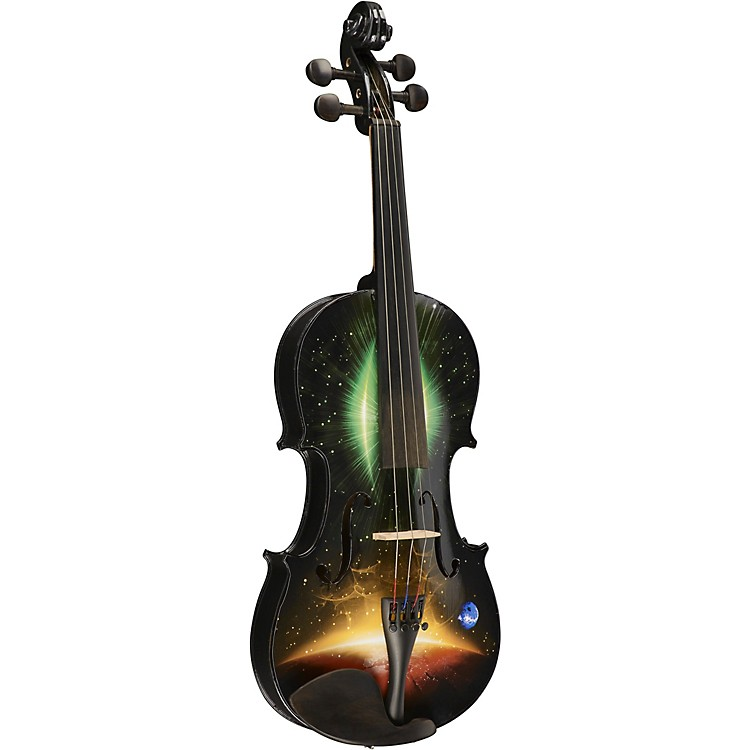 Rozanna's Violins Galaxy Ride Series Violin Outfit 4/4
