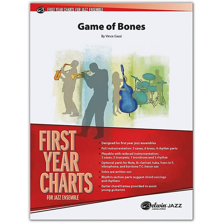 BELWINGame of Bones Conductor Score 1 (Easy)