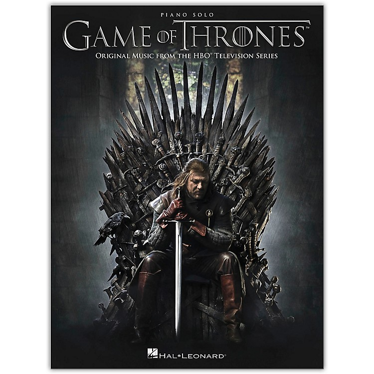 Hal Leonard Game of Thrones - Original Music from the HBO Television Series for Piano Solo