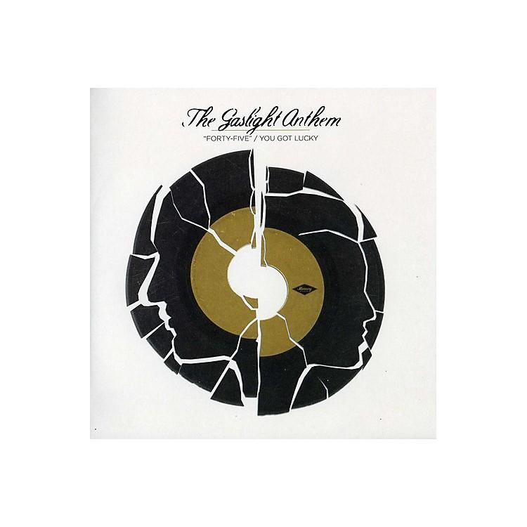 AllianceGaslight Anthem - 45 / You Got Lucky