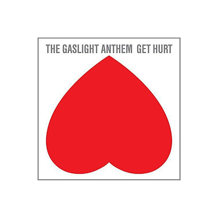 Alliance Gaslight Anthem - Get Hurt