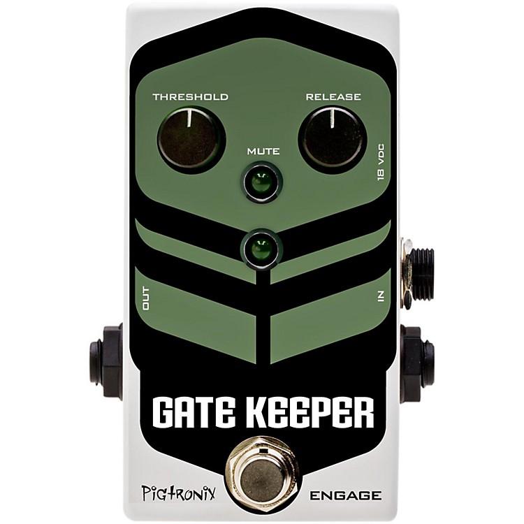 PigtronixGatekeeper Noise Gate Pedal888365697772