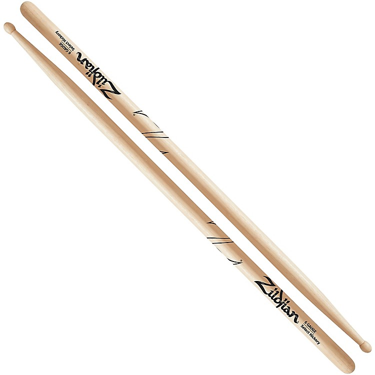 Zildjian Gauge Series Drum Sticks 6 Gauge 0.535 in. (7A)