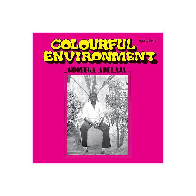 AllianceGboyega Adelaja - Colourful Environment