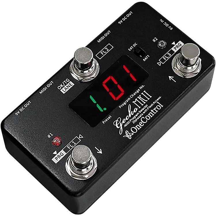 One ControlGecko MKII MIDI Switcher
