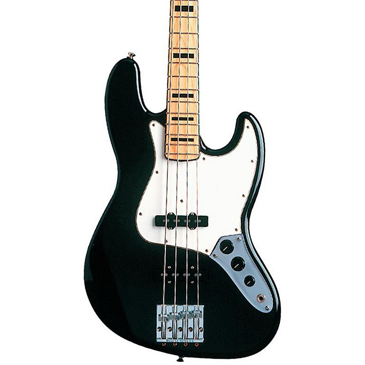 Fender Geddy Lee Signature Jazz Bass Black