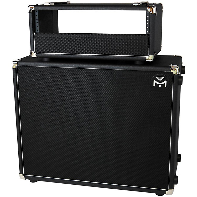 Mission Engineering Gemini GM-HS Guitar Head Unit with GM2 2x12 220W Cab