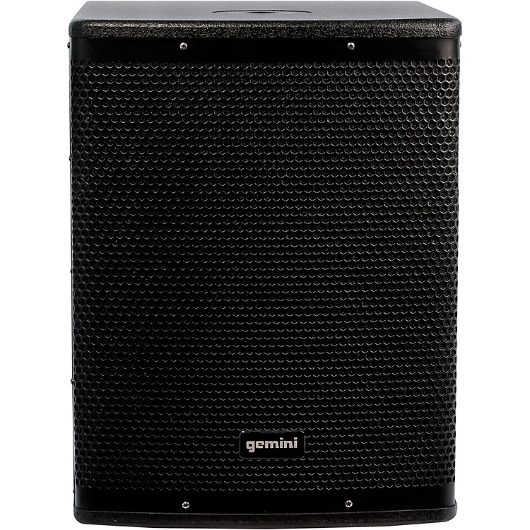 Gemini Gemini ZRX-S15P 15 in. Powered Subwoofer