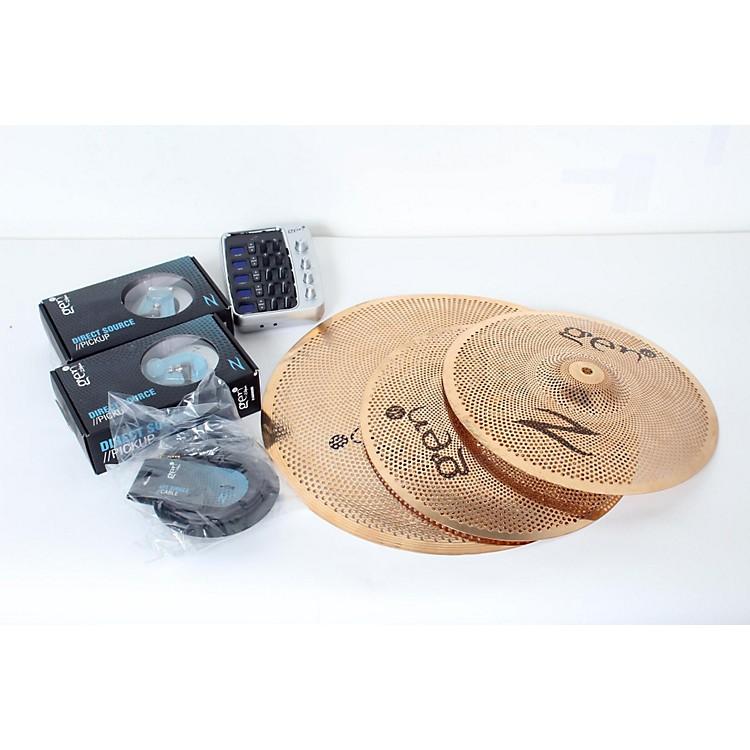ZildjianGen16 Buffed Bronze 13/18 Acoustic-Electric Cymbal Pack888365896595