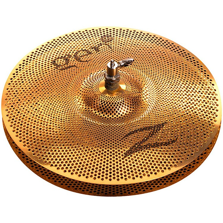 Zildjian Gen16 Buffed Bronze Hi Hat Cymbal 13 in.
