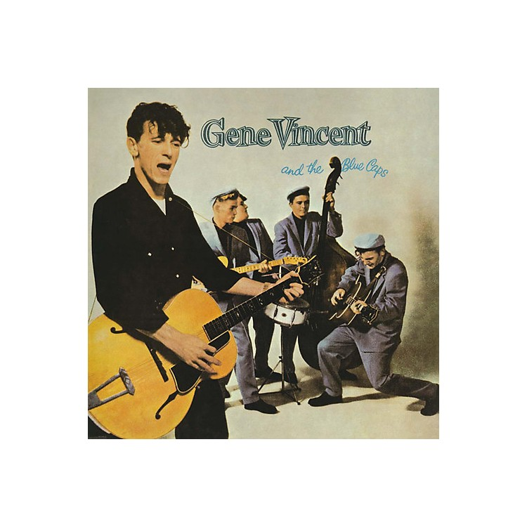 Alliance Gene Vincent and the Blue Caps - Gene Vincent and the Blue Caps