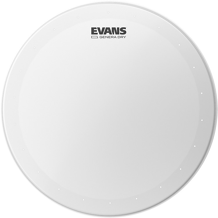 Evans Genera Dry Batter Snare Head  14 in.